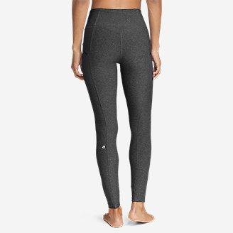 Thumbnail View 2 - Women's Trail Mix Hybrid Leggings