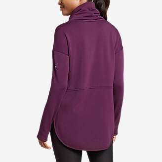Thumbnail View 2 - Women's Northern Lights Funnel-Neck