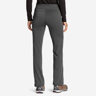 Thumbnail View 2 - Women's Crossover Fleece Daylight Pants