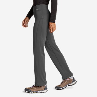 Thumbnail View 3 - Women's Crossover Fleece Daylight Pants