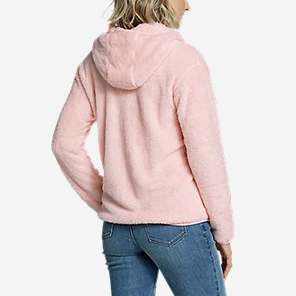 Thumbnail View 2 - Women's Quest Plush Full-Zip Hoodie