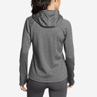 Thumbnail View 3 - Women's High Route 2.0 Fleece Hoodie