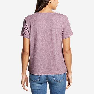 Thumbnail View 2 - Women's Mercer Short-Sleeve Easy T-Shirt