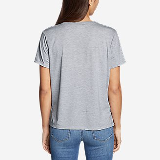 Thumbnail View 2 - Women's Mercer Short-Sleeve Easy T-Shirt