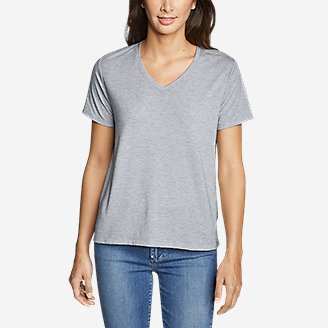 Thumbnail View 3 - Women's Mercer Short-Sleeve Easy T-Shirt