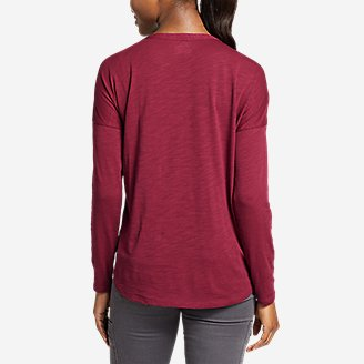 Thumbnail View 2 - Women's Gate Check Long-Sleeve Convertible Top