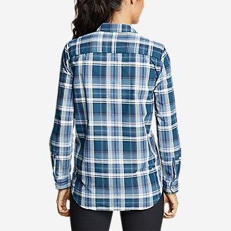 Thumbnail View 2 - Women's Mountain Long-Sleeve Shirt - Boyfriend