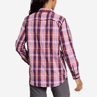 Thumbnail View 2 - Women's Mountain Long-Sleeve Shirt