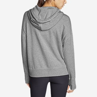 Thumbnail View 2 - Women's Enliven Ultrasoft Long-Sleeve Hoodie