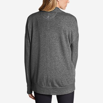 Thumbnail View 2 - Women's Enliven Ultrasoft Long-Sleeve Wrap