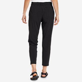 Thumbnail View 2 - Women's Departure Slim Ankle Tie-Waist Pants