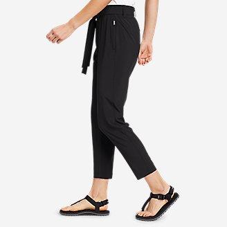 Thumbnail View 3 - Women's Departure Slim Ankle Tie-Waist Pants