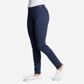 Thumbnail View 3 - Women's Passenger Ponte Pull-On Skinny Pants