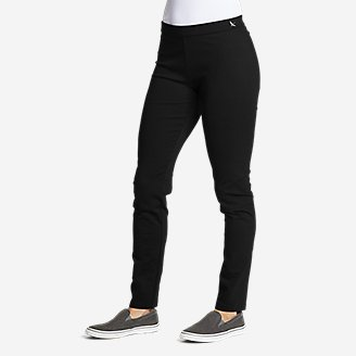 Thumbnail View 2 - Women's Passenger Ponte Pull-On Skinny Pants