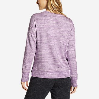 Thumbnail View 2 - Women's Enliven Step Hem Sweatshirt