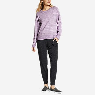 Thumbnail View 3 - Women's Enliven Step Hem Sweatshirt