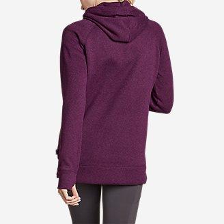 Thumbnail View 2 - Women's Radiator Fleece Sweatshirt Hoodie