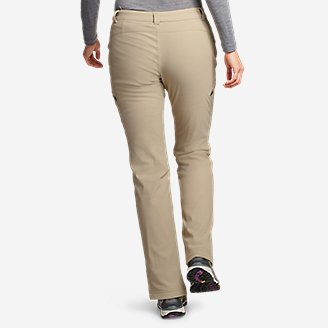 Thumbnail View 2 - Women's Guide Pro Lined Pants