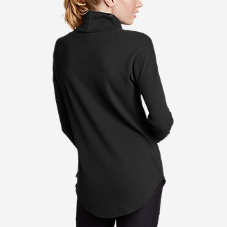 Thumbnail View 2 - Women's Myriad Thermal Relaxed Funnel-Neck