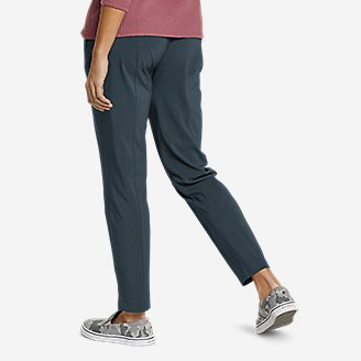 Thumbnail View 2 - Women's Incline High-Rise Slim Ankle Pants
