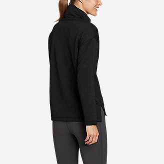 Thumbnail View 2 - Women's Discovery Funnel-Neck Pullover