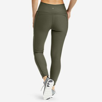 Thumbnail View 2 - Women's Trail Adventure High-Rise 7/8 Leggings