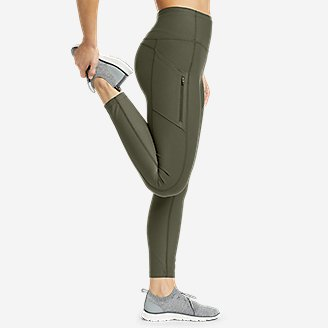 Thumbnail View 3 - Women's Trail Adventure High-Rise 7/8 Leggings