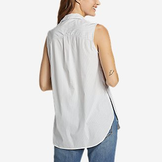 Thumbnail View 2 - Women's Girl On The Go™ Sleeveless Shirt