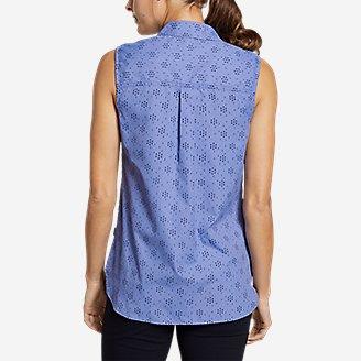 Thumbnail View 2 - Women's Mountain Sleeveless Shirt