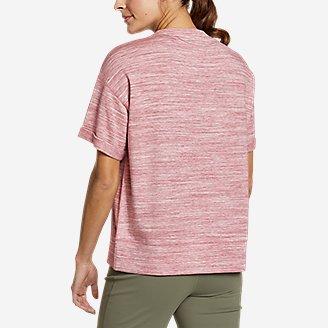 Thumbnail View 2 - Women's Enliven Short-Sleeve Sweatshirt