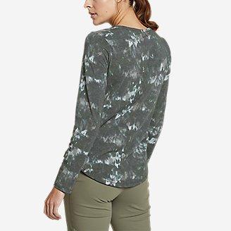 Thumbnail View 2 - Women's Trail Breeze Long-Sleeve T-Shirt