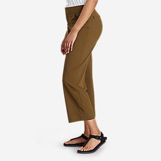 Thumbnail View 3 - Women's Departure Wide-Leg Utility Crop Pants
