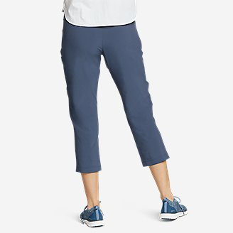 Thumbnail View 2 - Women's Departure Pull-On Crop Pants