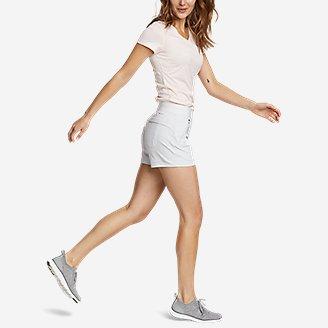 Thumbnail View 3 - Women's Guide Pro Flex Shorts