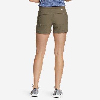 Thumbnail View 2 - Women's Guide Pro Flex Shorts