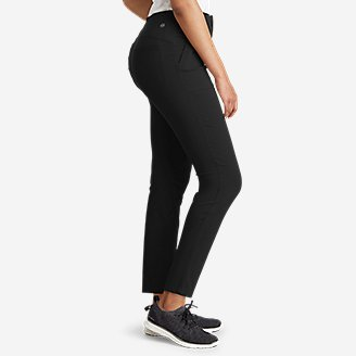 Thumbnail View 3 - Women's Sightscape Horizon Slim Straight Ankle Pants