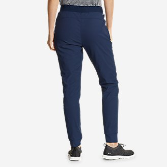 Thumbnail View 2 - Women's Guide Pro Flex Lined Jogger Pants