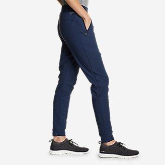 Thumbnail View 3 - Women's Guide Pro Flex Lined Jogger Pants
