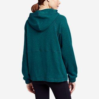 Thumbnail View 2 - Women's Sunray Sweater Fleece Hoodie