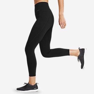 Thumbnail View 3 - Women's Movement Lux 7/8-Length Side-Pocket Leggings