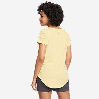 Thumbnail View 2 - Women's Tempo Light V-Neck T-Shirt