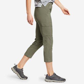 Thumbnail View 3 - Women's ClimaTrail Cargo Crop Pants