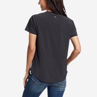 Thumbnail View 2 - Women's Departure Short-Sleeve Pocket T-Shirt