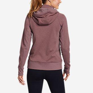 Thumbnail View 2 - Women's Motion Cozy Camp Full-Zip Sweatshirt