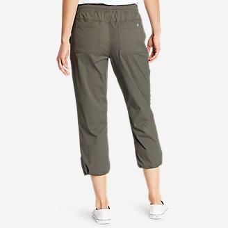 Thumbnail View 2 - Women's Trail Breeze Crop Pants