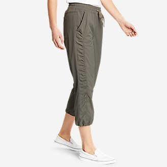 Thumbnail View 3 - Women's Trail Breeze Crop Pants