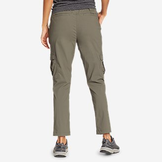 Thumbnail View 2 - Women's Guide Ripstop Cargo Ankle Pants