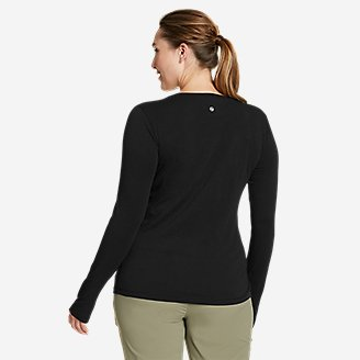 Thumbnail View 2 - Women's Tempo Light Long-Sleeve T-Shirt