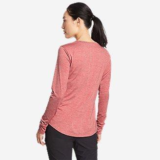 Thumbnail View 2 - Women's Resolution Long-Sleeve T-Shirt