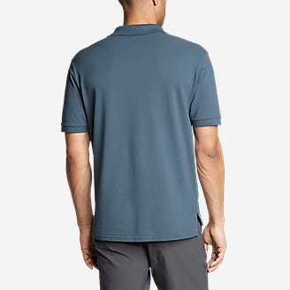 Thumbnail View 2 - Men's Classic Field Pro Short-Sleeve Polo Shirt